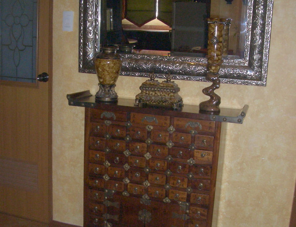 chinese-medicine-cabinet_-bronze-frame-antique-mirror