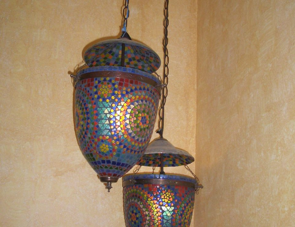 mosaic-hanging-lamp-from-india